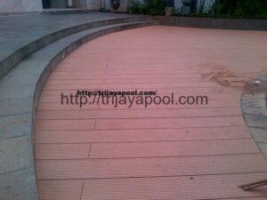 Jasa Pemasangan WPC Deck Pool 2