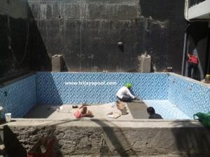 Kolam Renang Villa Hijau, Depok