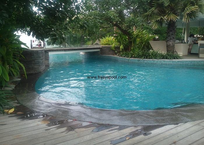kolam overflow
